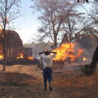 BREAKING…. Chinamasa's House Allegedly Bombed