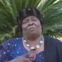 Mnangagwa's Sister Reveals He Never Studied Law | VIDEO