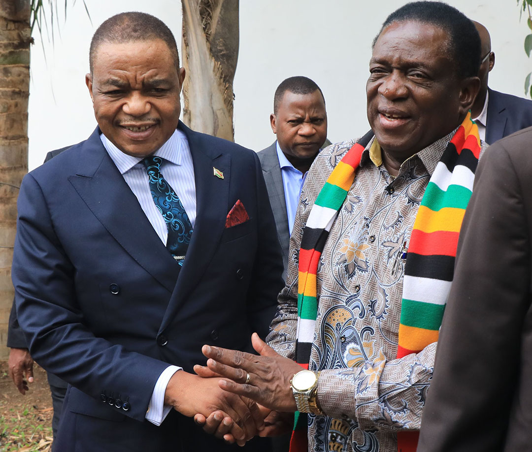 Mnangagwa has repudiated position, Chiwenga must take over