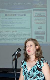 Joy Carter at SPGC