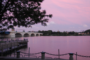 rosy river