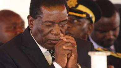 Photo of President Emmerson Mnangagwa faces arrest