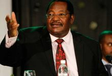 "Photo of Interview: No to ""Dialogue"" outside of POLAD – Obert Mpofu"