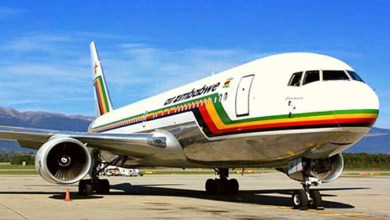 Photo of New plane for Air Zimbabwe
