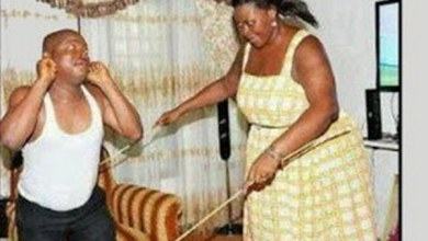 Photo of Drama as S_ex starved woman demands se_x from ex-husband after being dumped
