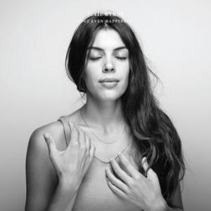 Julie Byrne Not Even Happiness album cover