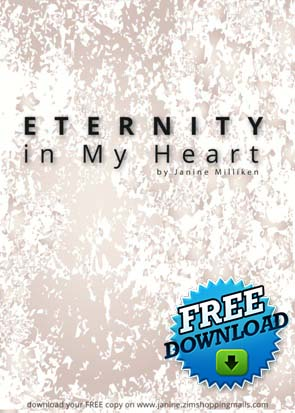 Eternity In My Heart cover by Janine ZimShoppingMalls download ad