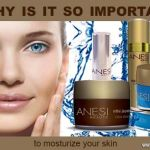 Moisturising your skin IS A MUST – learn why