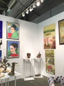 Art Expo New York – Booth 12421-24 April 2017