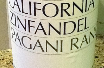 2005 Ridge Pagani Ranch Zinfandel