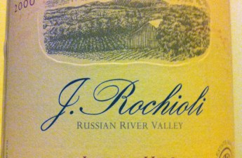 Rochioli 2000 Little Hill Pinot Noir