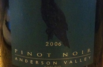 2006 Black Kite Pinot Noir