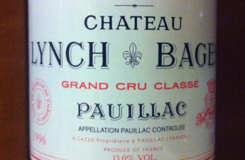 1996 Lynch Bages