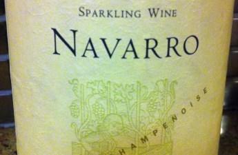 Navarro Brut Sparkling Wine