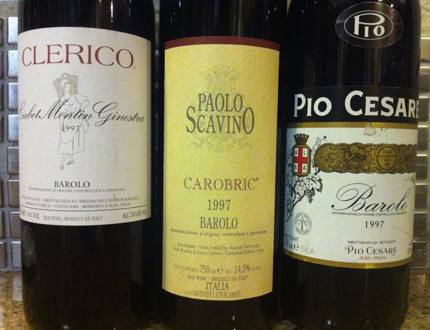 1997 Barolo