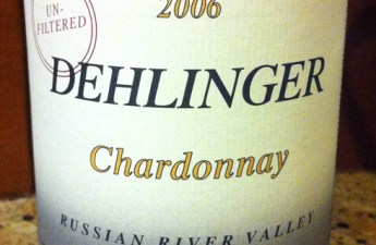 2006 Dehlinger Chardonnay