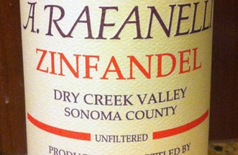 2005 Rafanelli Dry Creek Valley Zinfandel