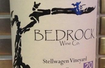 2009 Bedrock Stellwagen Vineyard Zinfandel