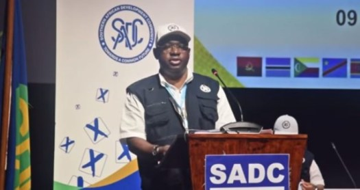 La SADC :