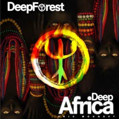 cover Nuostabi afrikietiška muzika
