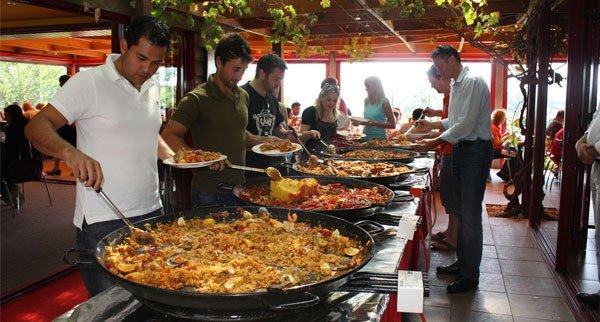 Ispaniska-paelja1 Ypatingas receptas - Ispaniška paelja