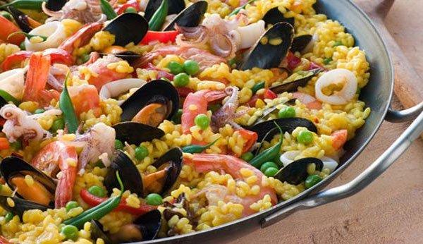 Ispaniska-paelja2 Ypatingas receptas - Ispaniška paelja
