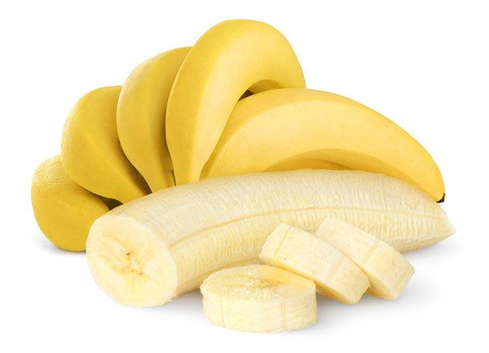 Bananai Stebuklingas vertingiausių maisto produktų sąrašas. Ką valgyti sveikiausia?