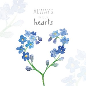 Condoleance kaart