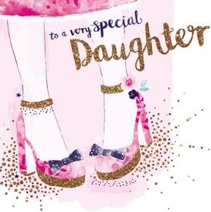Voor een speciale dochter