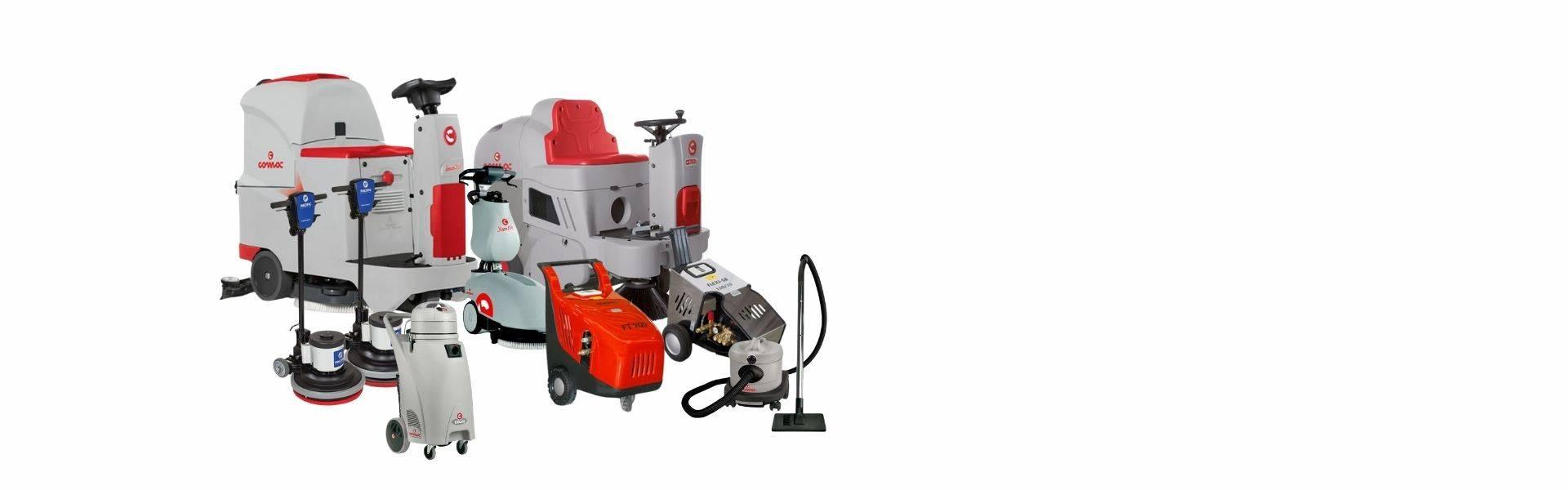 maquinas para limpieza zinner