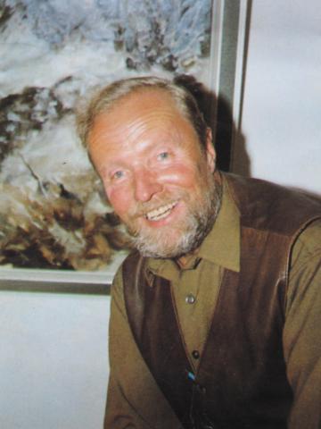 Jagdmaler Hannes Liederley
