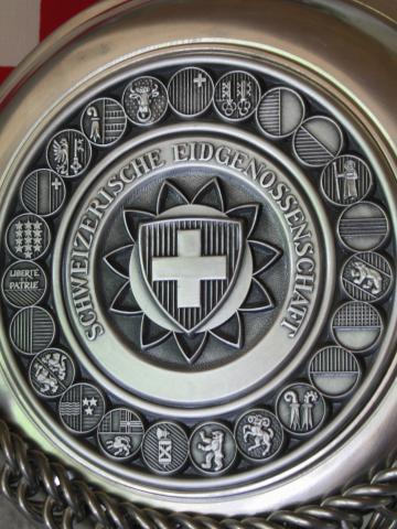 Schweizer Kantonswappen