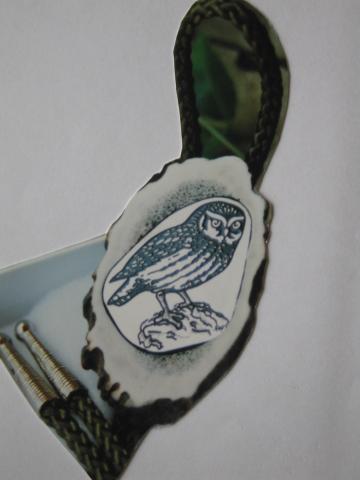Krawattenkordel für Vogelschutzverein