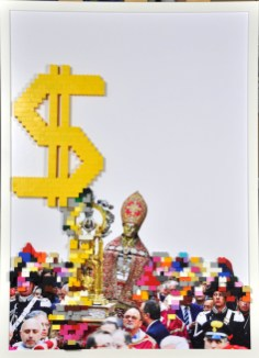 saint's money