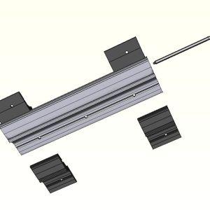 Zinterlock kit 300LS