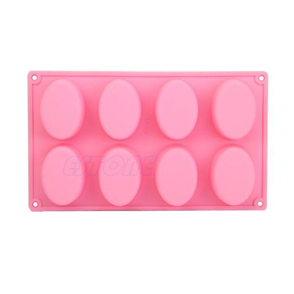 Silikoonvorm 8 muna