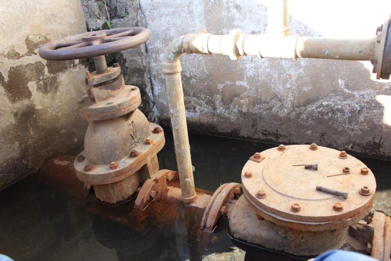 Gutu Water Supply Station prior to commencement of expansion works (5)
