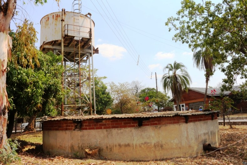 Madziva Water Supply Station before commencement of works (6)