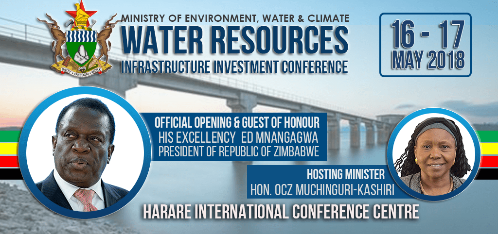 Water Resources Infrastructure Investment Conference 2018