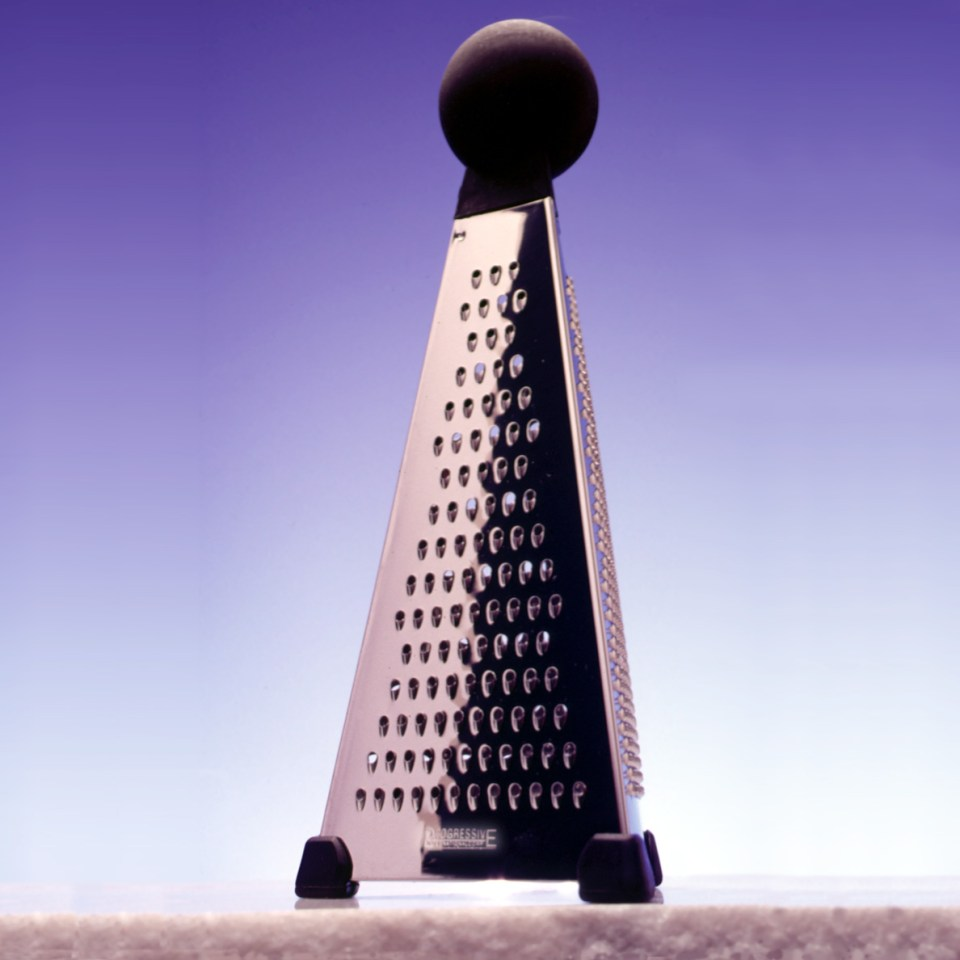 Tower Grater, Progressive International