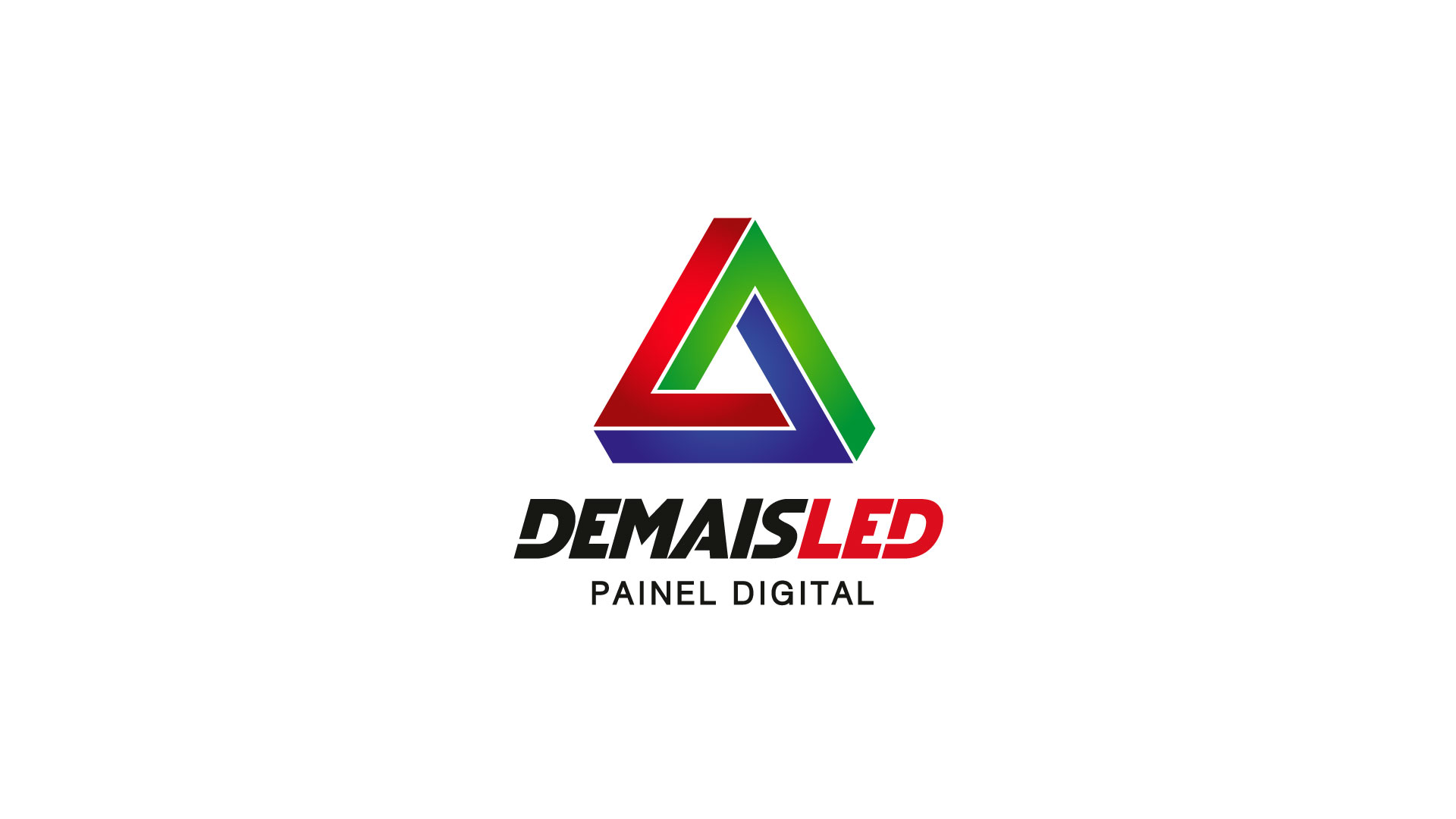Demais Led | Logotipo