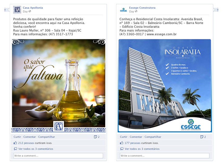 Cases Redes Sociais Zion Marketing