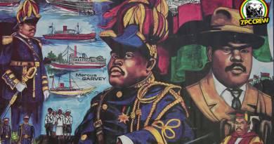 MARCUS GARVEY : AFRICA para los AFRICANOS