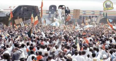 UN DÍA COMO HOY : Haile Selassie I visita por primera vez Jamaica