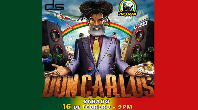 DON CARLOS REGRESA A LIMA