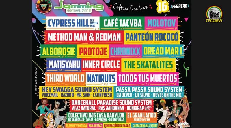 El Festival de Reggae más Grande de Sudamérica