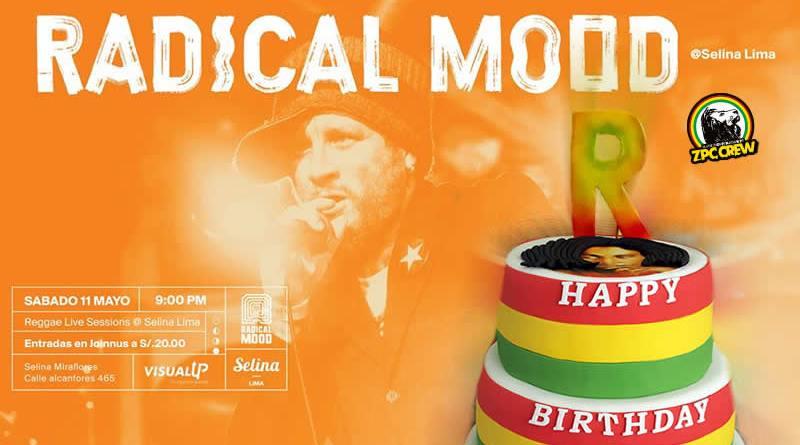 Radical Mood inicia sus celebraciones por su aniversario en Selina Bar