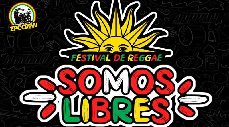 Festival Reggae Pro Salud: SOMOS LIBRES