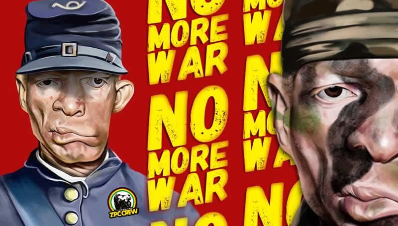 YELLOWMAN nuevo disco NO MORE WAR