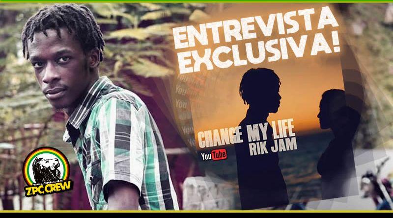 Desde Jamaica conocemos a Rik Jam, joven promesa del reggae